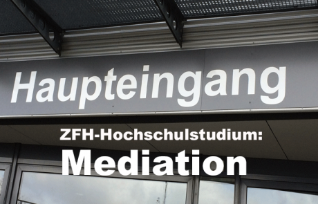 ZFH Studium Mediation