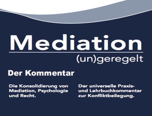 Mediationsrechtskommentar